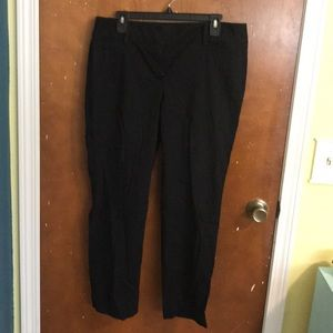 Ankle trouser pant